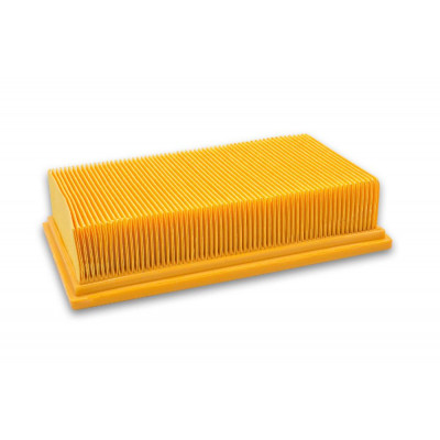 vhbw   vacuum cleaner filter   replaces Kärcher 6.904-360.0, 6.904-367.0, 6.907-012-0, 6.907-012.0, 6.907-242.0 , flat pleated filter