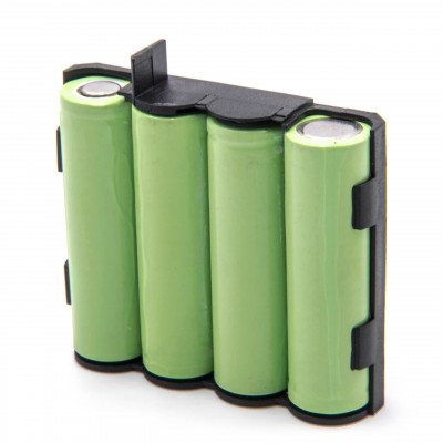 NiMH-battery - 2000mAh (4.8V) - medical equipment, such as muscle stimulator (EMS)  replacese Compex 4H-AA1500