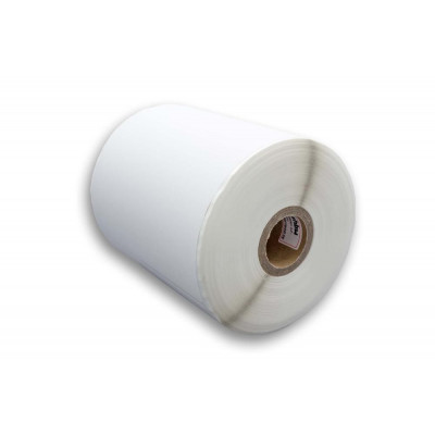 Label Roll 152mm x 102mm replaces Brother RD-S02E1 for Label Maker-