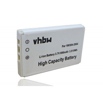 Li-Ion-battery - mAh (V) - for wireless keyboard replaces 190304-2004