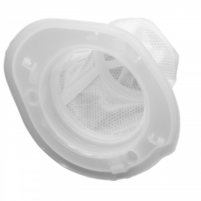 vhbw   vacuum cleaner filter   replaces Black & Decker VBFE10 , filter, plastic / microfleece