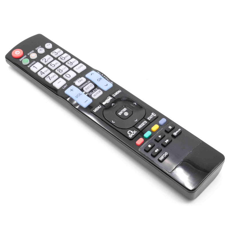 Remote Control replaces LG AKB72914207 replacement remote for tv, television