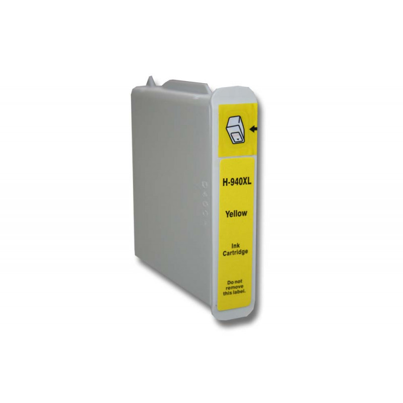 Vhbw Ink Cartridge Yellow For Hp Officejet Pro 8500a