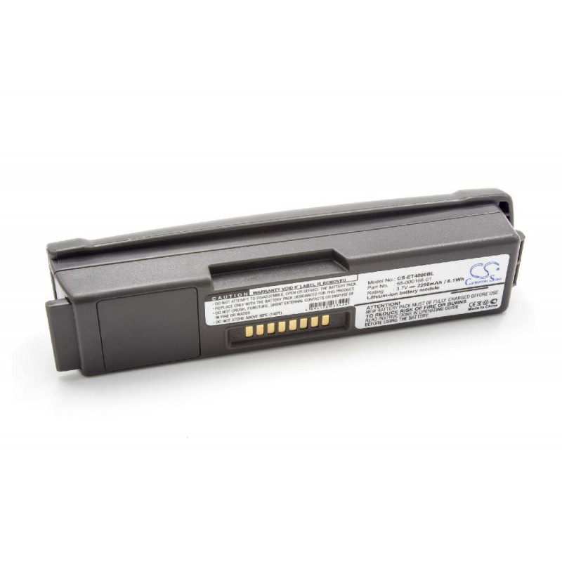 Li Ion Battery 2200mah 37v For Mobile Computer Scanner
