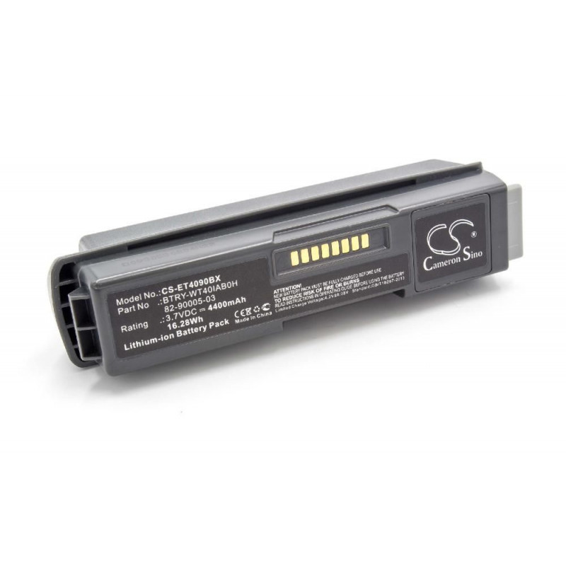 battery for barcode scanner POS replaces Symbol 55-000166-01 4400mAh (3 7V)  Li-Ion