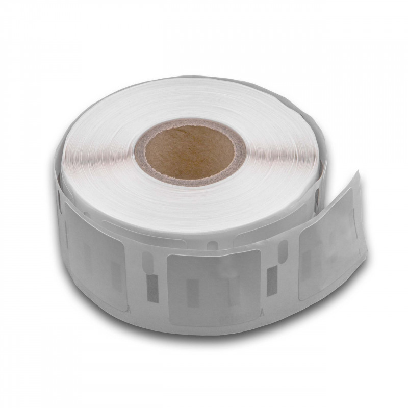 self adhesive label roll 25mmx 25mm for label printers replaces Dymo  S0929120