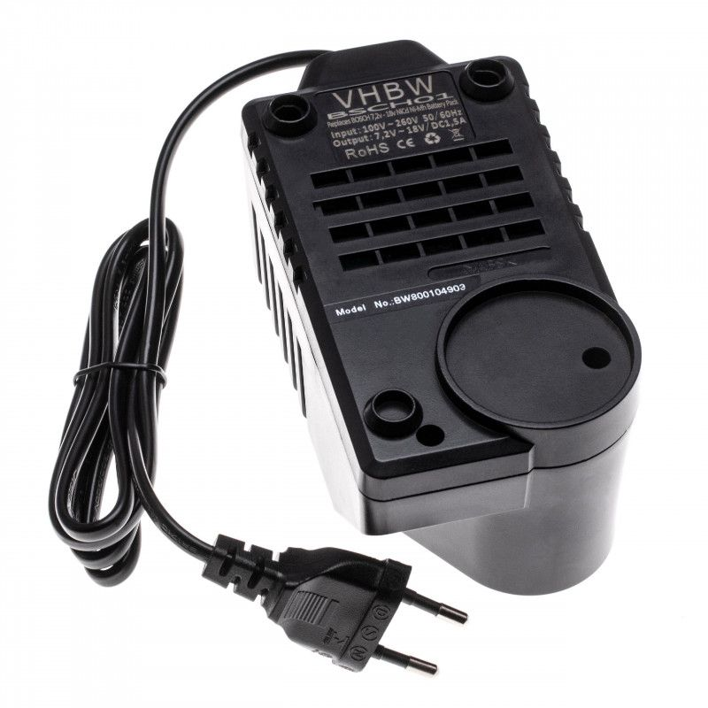 Chargeur pour Bosch PSR 12-2 PAG 9.6V Exact 8 Angle Exact 17 GSR 14.4V
