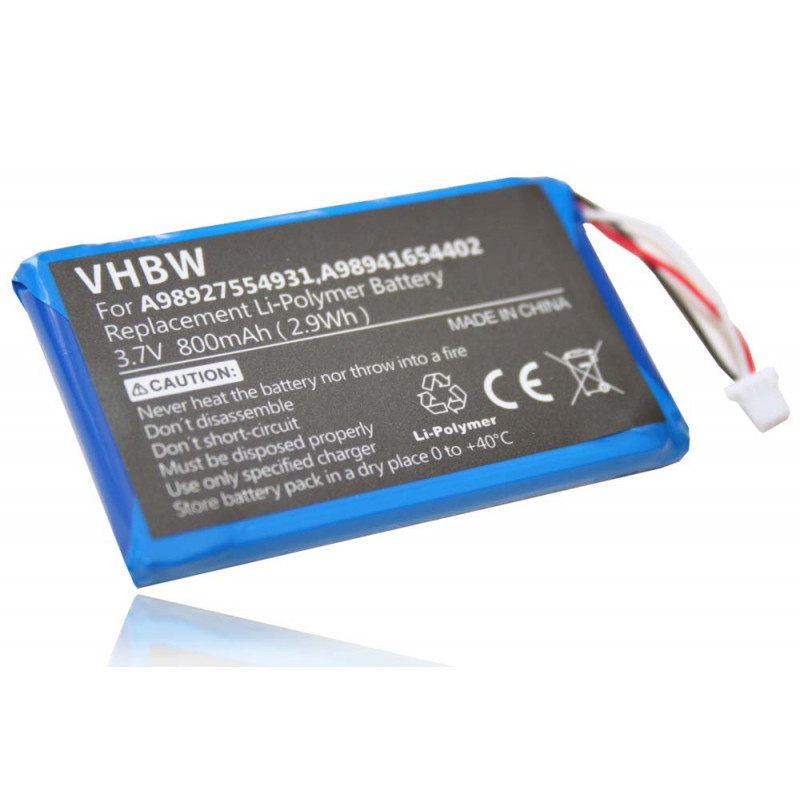 A98927554931 A98941654402 Battery for Sony PRS-600 PRS-600//RC PRS-600//BC Reader