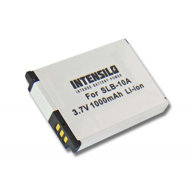 Li-Ion-bateria- 1000mAh (3.7V) - do kamery video jak Samsung SLB-10A