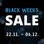 Black Weeks Sale *BEENDET*