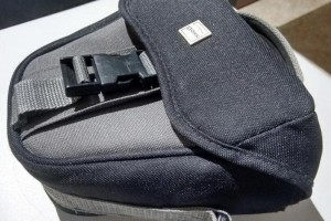 Eine Kameratasche erhöht den Komfort und verbessert den Schutz der Kamera.