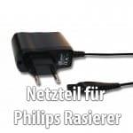 Netzteil Philips Rasierer