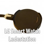 LG Smart Watch Ladestation